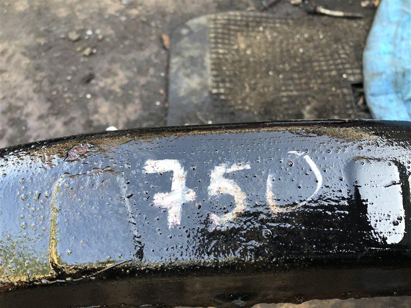 Балка подвески Lexus Gs300 GRS190 3GRFE задняя (б/у)