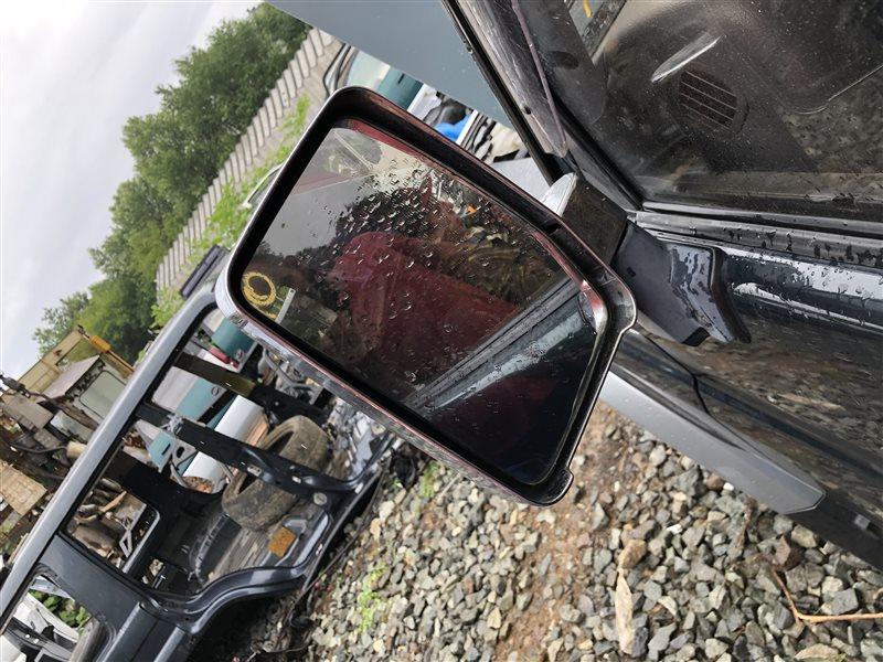 Зеркало заднего вида боковое Toyota Land Cruiser Prado KZJ71 1994 переднее левое (б/у)
