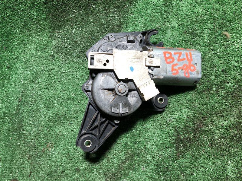 Моторчик заднего дворника Nissan Cube BNZ11 (б/у)