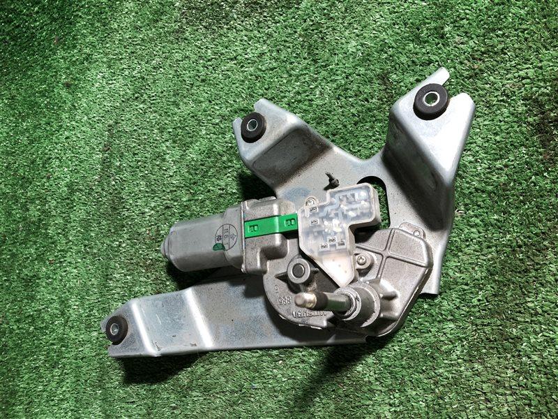 Моторчик заднего дворника Nissan Tiida C11 задний (б/у)