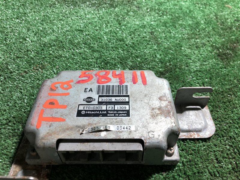 Блок управления акпп Nissan Primera TP12 (б/у)