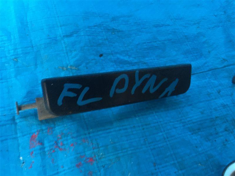 Ручка двери внешняя Toyota Dyna BU100 передняя левая (б/у)