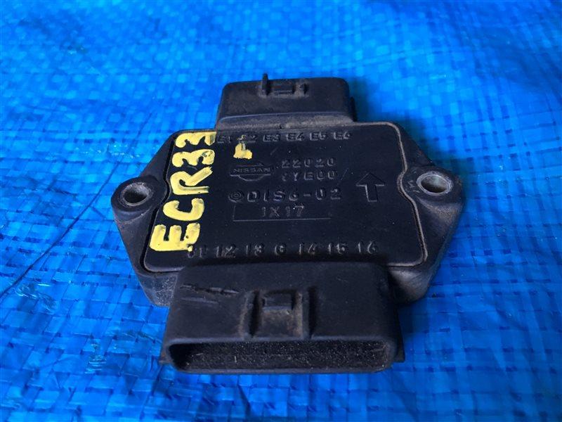 Коммутатор Nissan Skyline ECR33 (б/у)