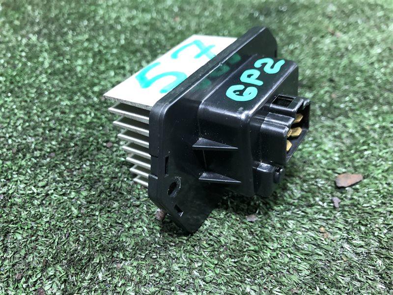 Реостат печки Honda Fit Shuttle GP2 (б/у)