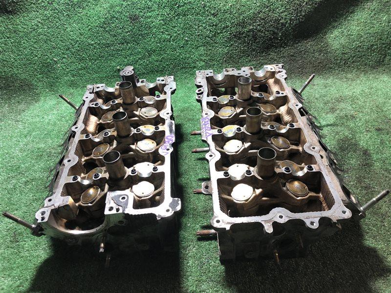 Головка блока цилиндров Nissan Cedric/ Gloria HY34 VQ30DE (б/у)