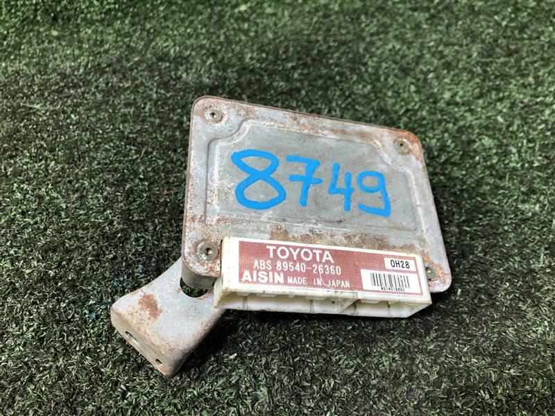 Блок управления abs Toyota Grand Hiace KCH16 (б/у)