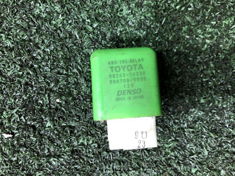 Реле abs Toyota Chaser GX100 (б/у)