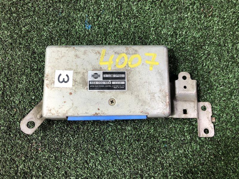 Блок управления акпп Nissan Cedric PY32 (б/у)