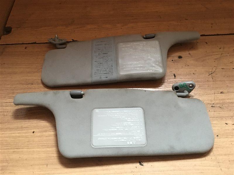 Козырьки солнцезащитные Subaru Legacy BC4 (б/у)