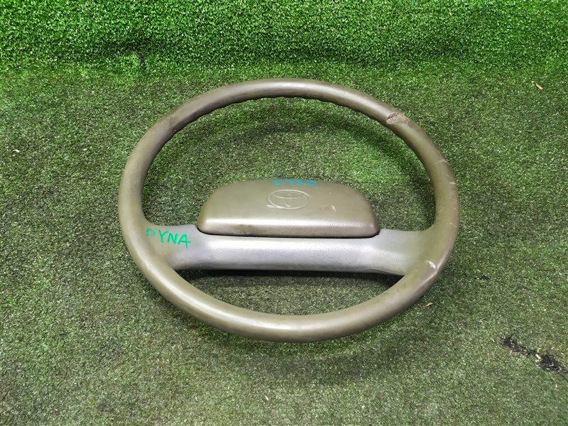 Руль Toyota Dyna BU100 (б/у)