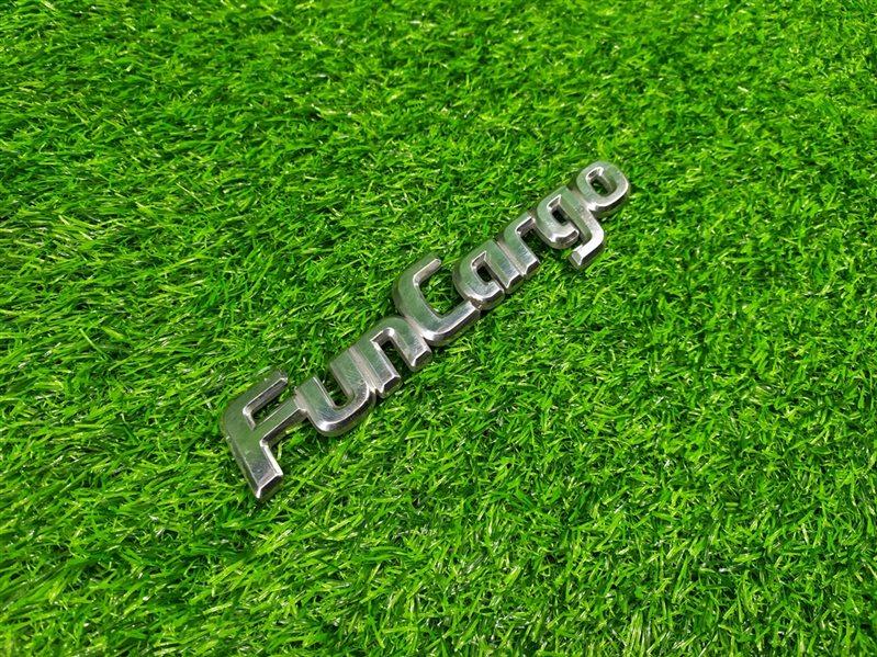 Эмблема Toyota Funcargo NCP20 (б/у)