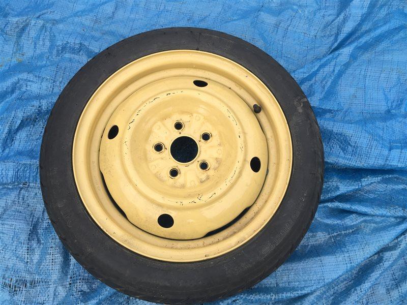 Колесо запасное Toyota Carina AT171 4SFE 1993 (б/у)