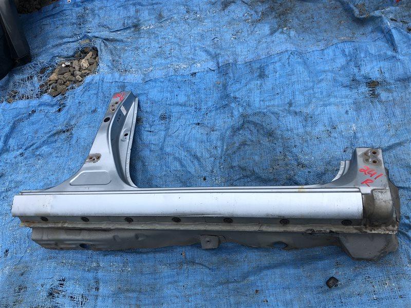 Порог кузова Toyota Allion AZT240 1ZZFE 2002 правый (б/у)