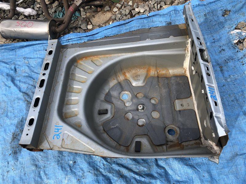 Тазик железный Toyota Allion AZT240 1ZZFE 2002 (б/у)