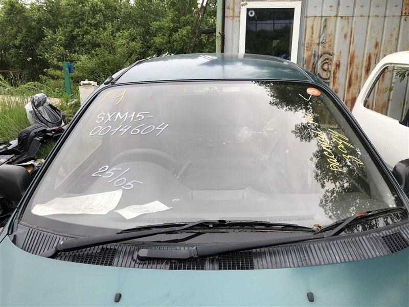 Стекло лобовое Toyota Ipsum CXM10 3SFE 1997 (б/у)