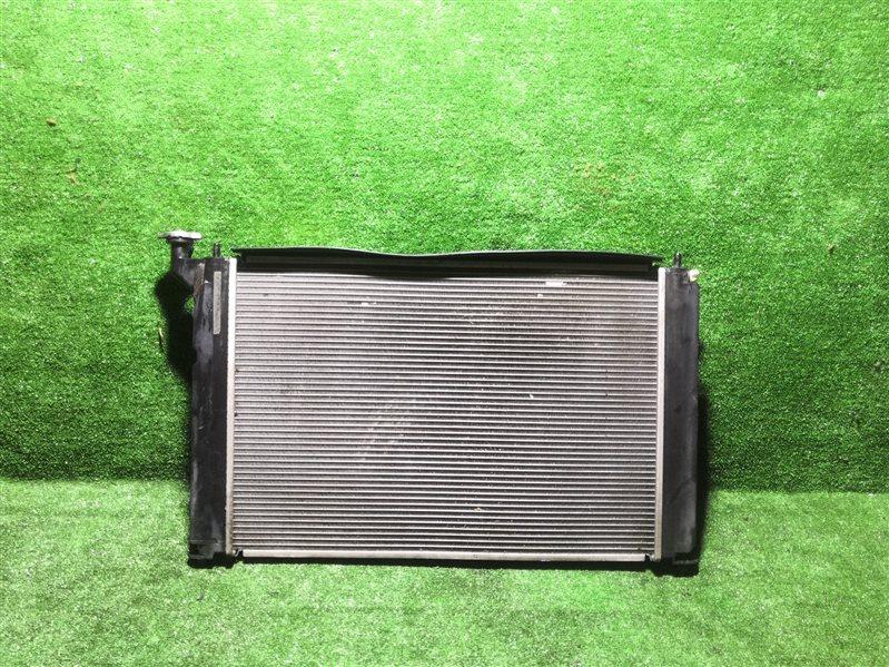 Радиатор Toyota Wish ANE11 1ZZFE 2007 (б/у)