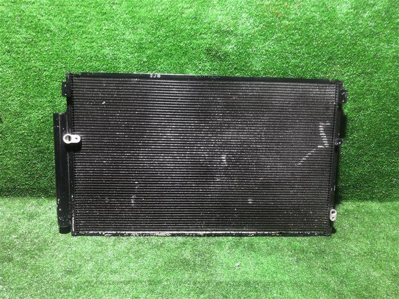 Радиатор кондиционера Toyota Wish ANE10 1ZZFE 2007 (б/у)
