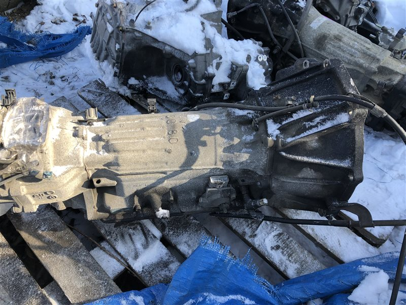 Акпп Toyota Hilux Surf KZN185 1KZTE 1997 (б/у)