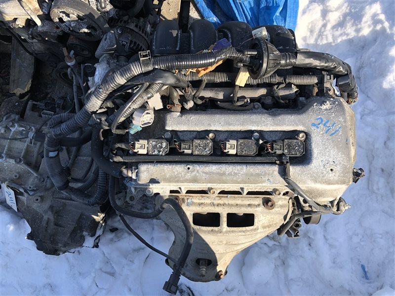 Двигатель Toyota Allion ZZT240 1ZZFE 2003 (б/у)