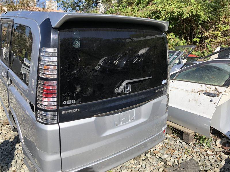 Дверь багажника Honda Stepwgn RF3 K20A 2003 (б/у)