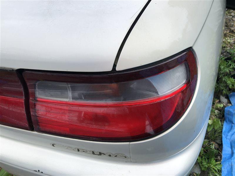 Стоп-сигнал Toyota Carina AT190 4SFE 1993 правый (б/у)