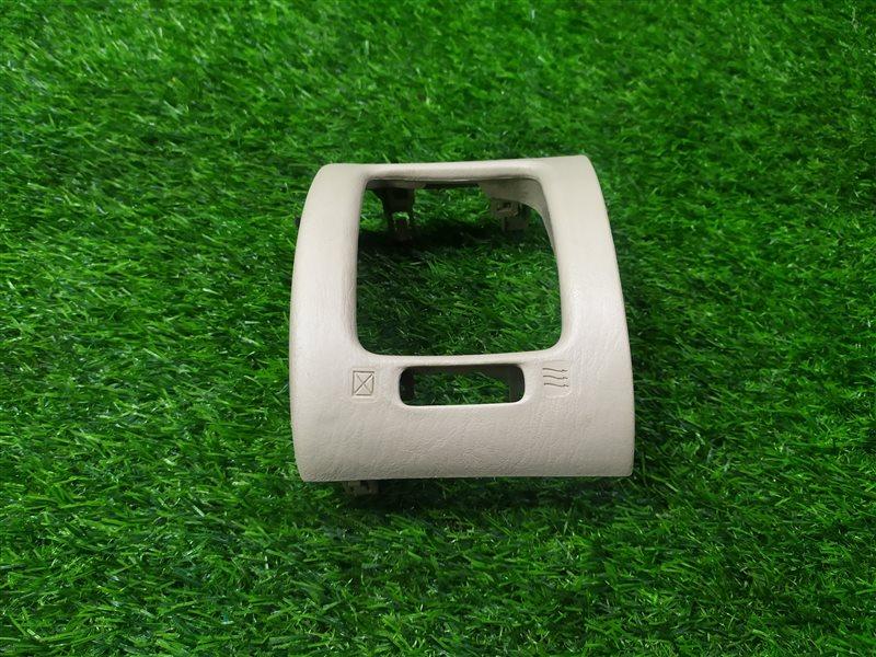 Пластик торпеды Toyota Vista AZV50 3SFE передний левый (б/у)