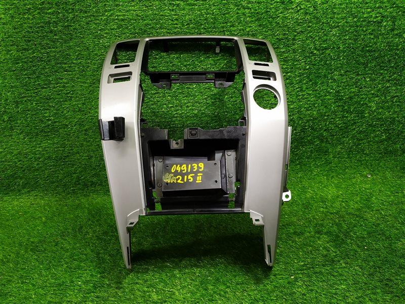 Рамка магнитофона Toyota Hilux Surf GRN215 2TRFE 2005 (б/у)