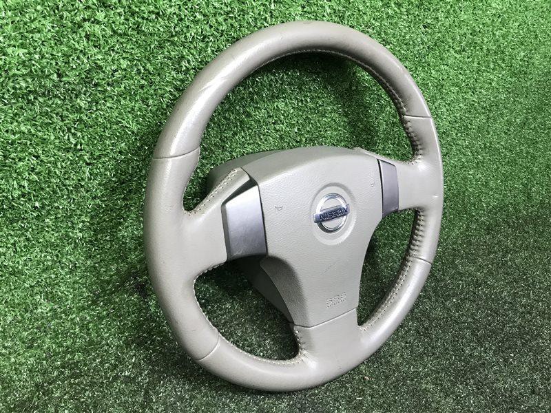 Руль Nissan Skyline HV35 VQ25DD 2004 (б/у)