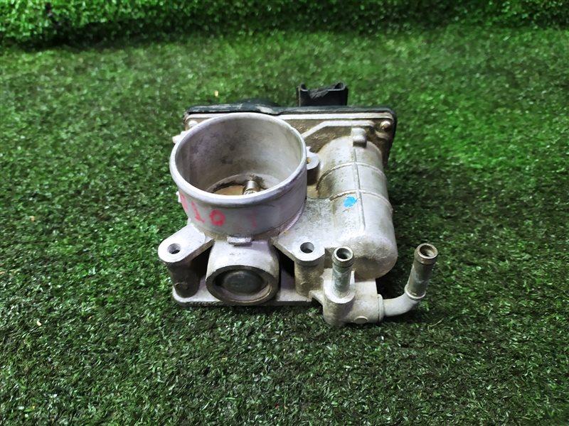 Дроссельная заслонка Nissan Tiida C11 HR15DE (б/у)