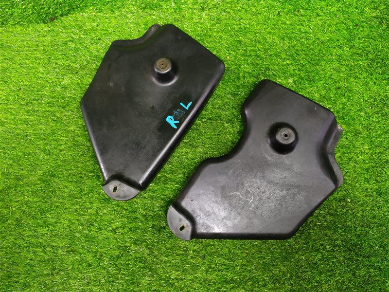 Защита порогов Lexus Gs300 GRS190 1URFSE задняя (б/у)