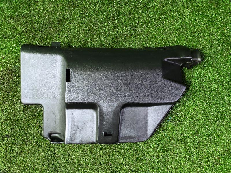Воздуховод печки Mitsubishi Delica PA3V передний левый (б/у)