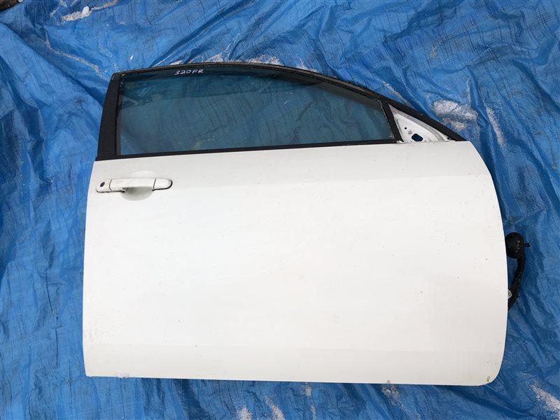 Дверь Nissan Primera HP12 5AFE передняя правая (б/у)