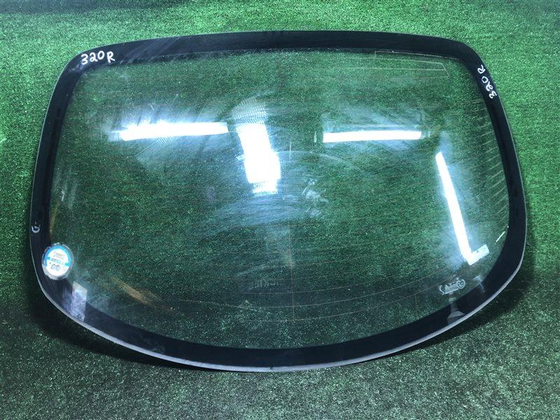 Заднее стекло Nissan Primera HP12 QG18DE заднее (б/у)