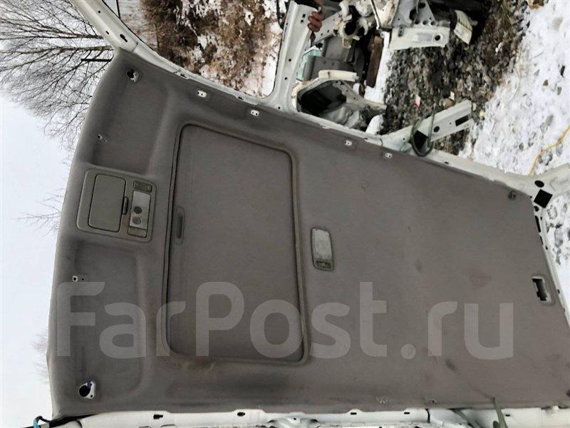Обшивка потолка Toyota Mark Ii Wagon Qualis MCV20 2MZFE (б/у)
