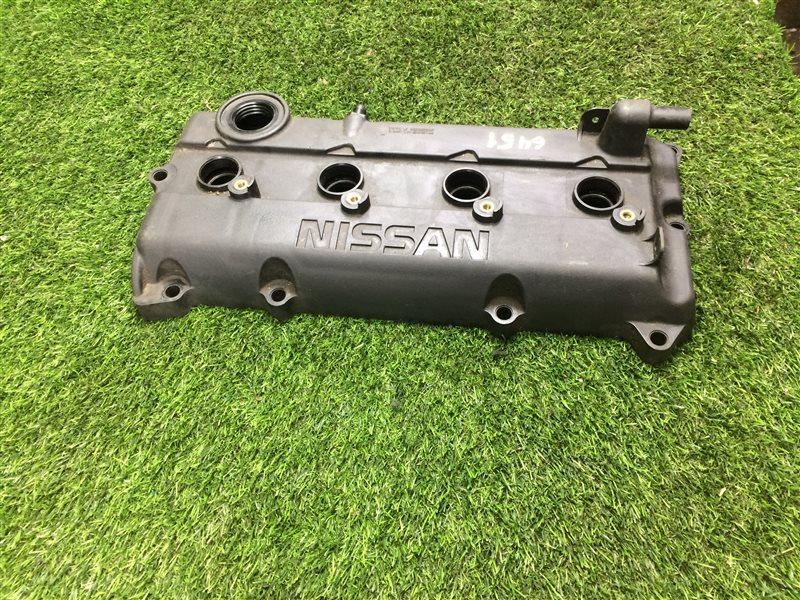 Крышка гбц Nissan Primera P12E QE20DE (б/у)