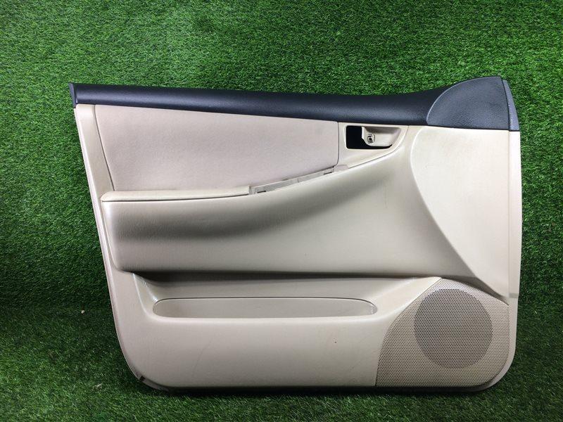 Обшивка двери Toyota Corolla NZE124 1ZZFE (б/у)