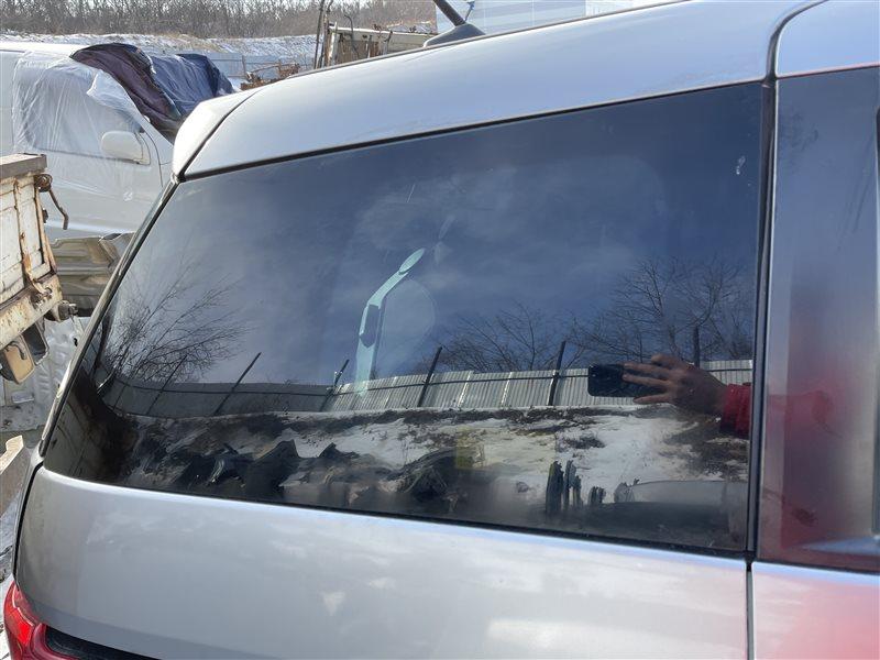 Стекло собачника Mazda Premacy CWEFW LFVD 2011 заднее правое (б/у)