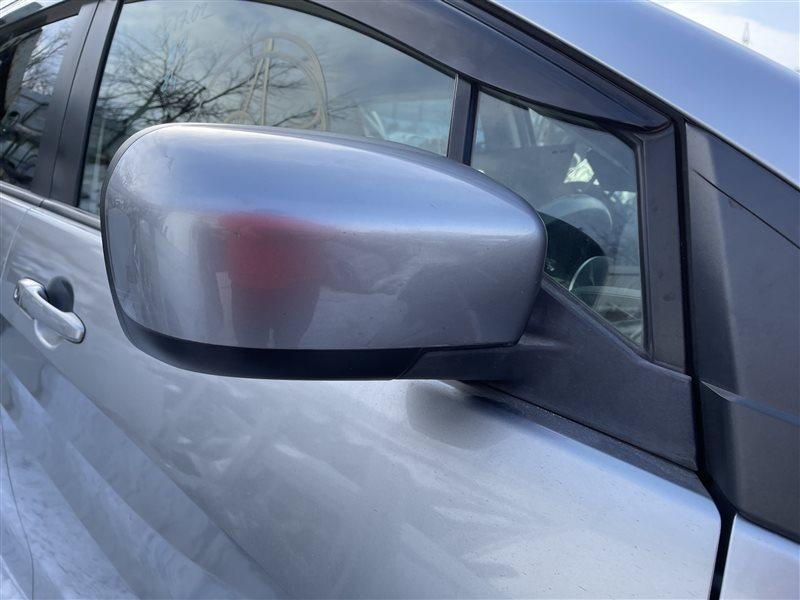 Зеркало заднего вида боковое Mazda Premacy CR3W LFVD 2011 переднее правое (б/у)