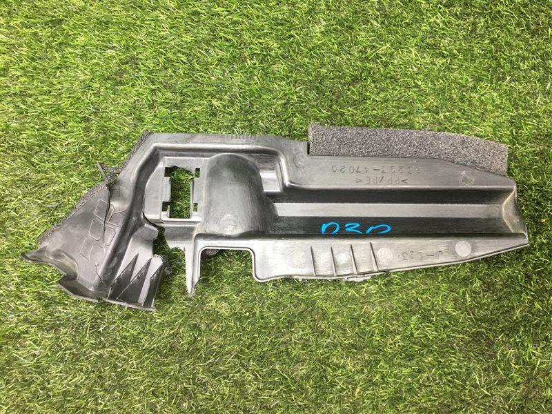 Защита радиатора Toyota Prius ZVW30 2ZRFXE 2011 (б/у)