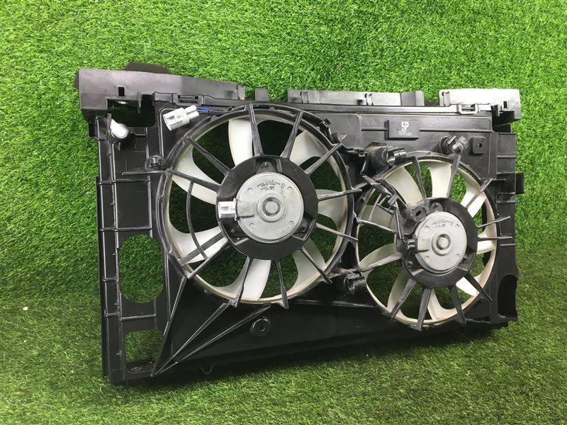 Диффузор радиатора Toyota Prius ZVW30 2ZRFXE 2011 (б/у)