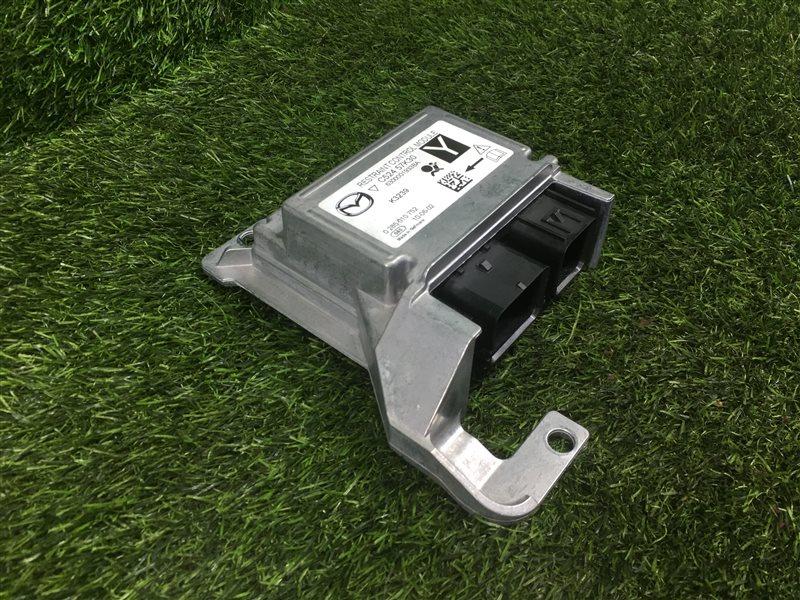 Блок управления airbag Mazda Premacy CWEAW LFVD 2011 (б/у)