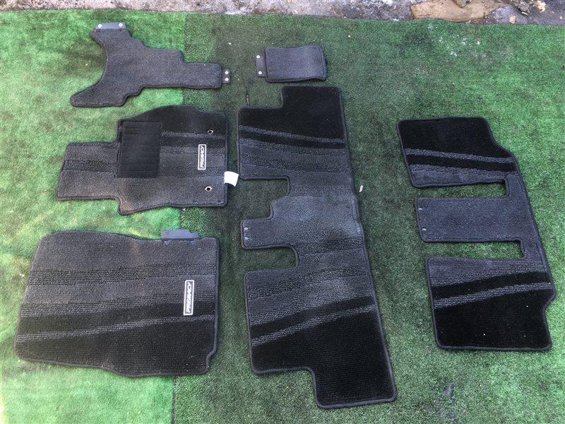 Коврики комплект Mazda Premacy CWEFW LFVD 2011 (б/у)