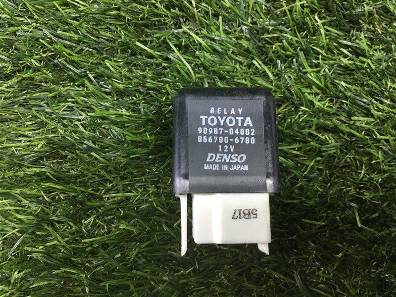 Реле Toyota Hilux Surf KDN185 1KZTE (б/у)