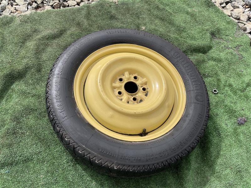 Запасное колесо Toyota Vellfire ANH20 2AZFE 2009 (б/у)