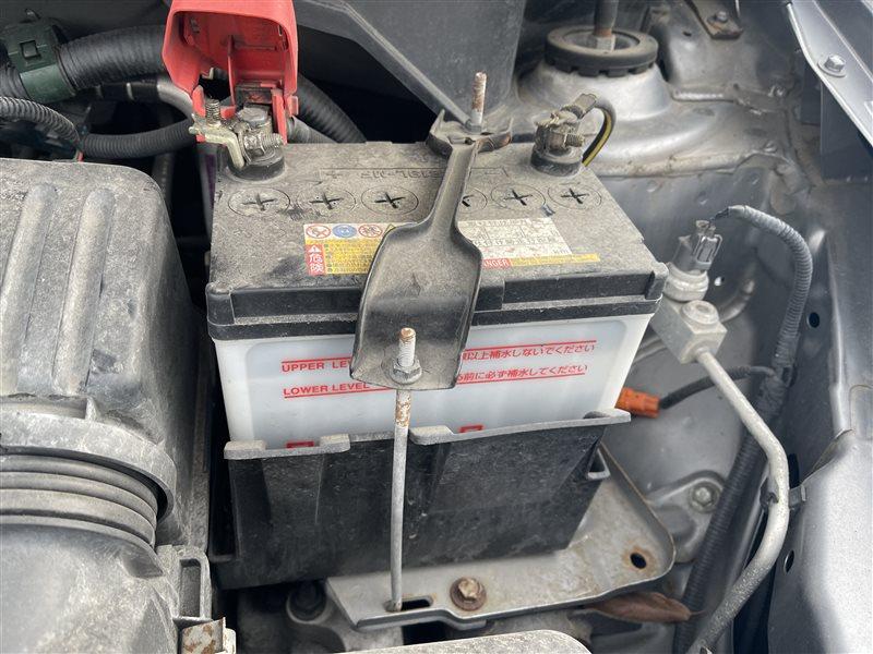 Крепление аккумулятора Honda Airwave GJ1 L15A 2008 (б/у)