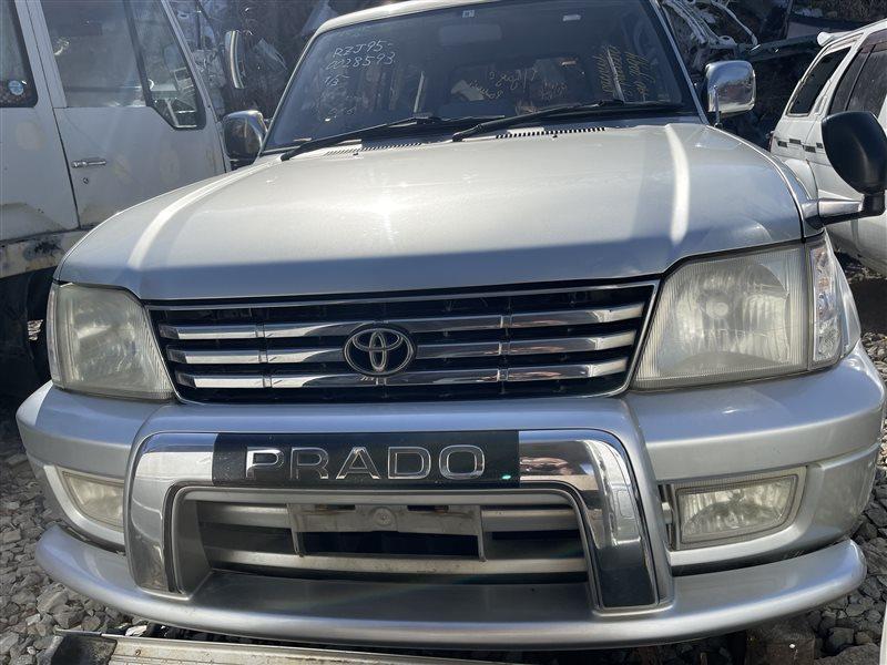 Бампер Toyota Land Cruiser Prado KDJ90 3RZ-FE 1999 передний (б/у)