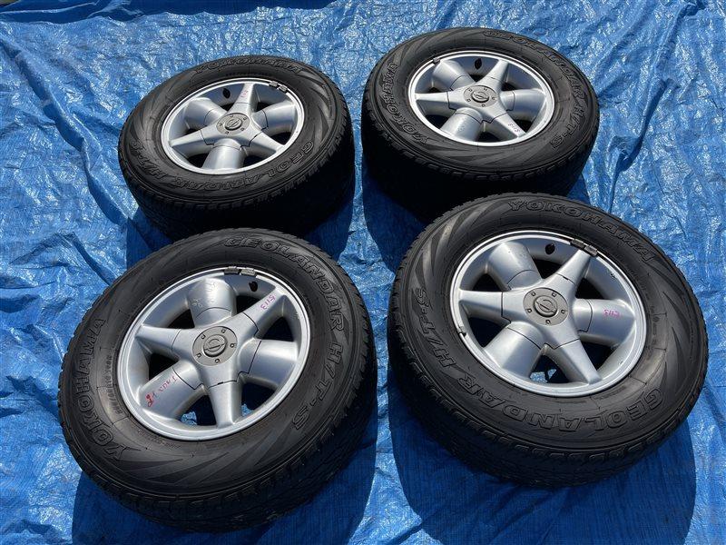 Колеса Nissan Terrano LR50 QD32TI (б/у)