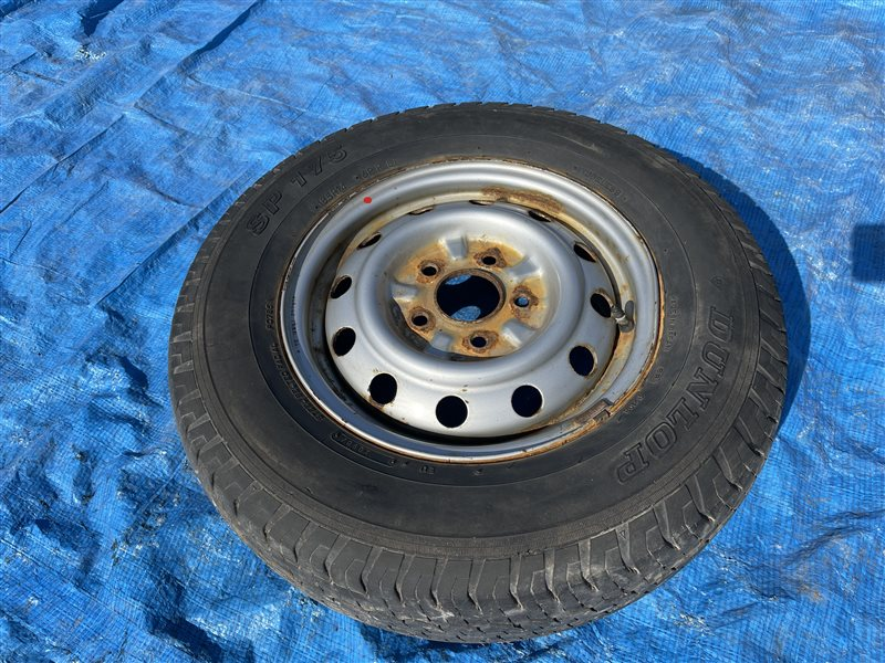 Колесо запасное Mazda Bongo SK22L (б/у)