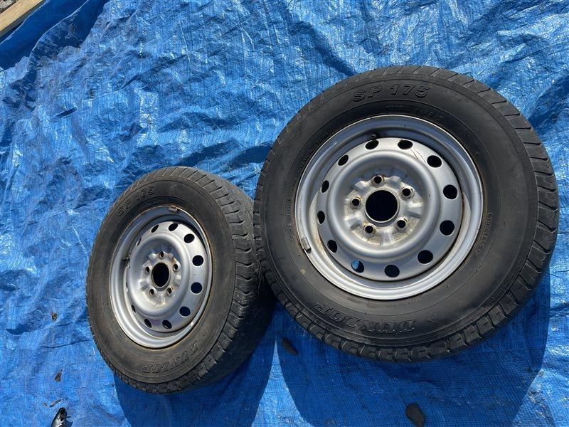 Диски Mazda Bongo SK22L (б/у)