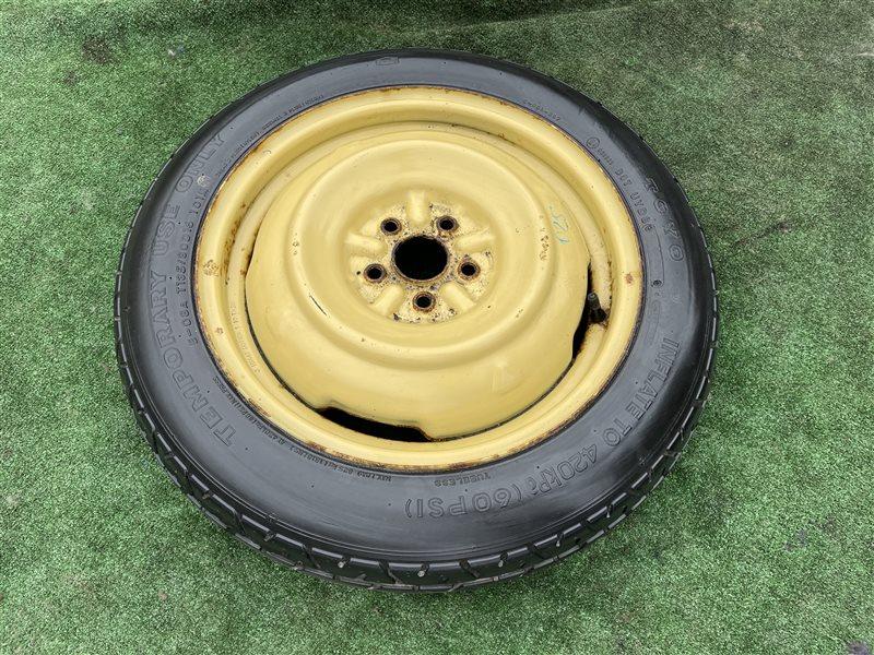 Запасное колесо Toyota Wish ANE10 2ZRFAE 2010 (б/у)